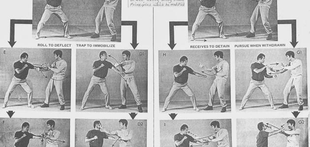 JKD_Bruce Lee_Dan Inosanto_tecniche_libro